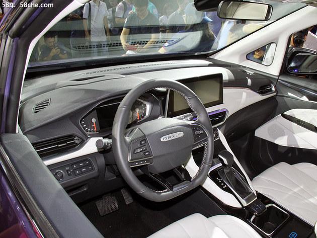 上汽大通G50正式发布 定位MPV/12月上市