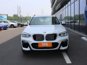 8月宝马X3购车行情 售价39.98万元起
