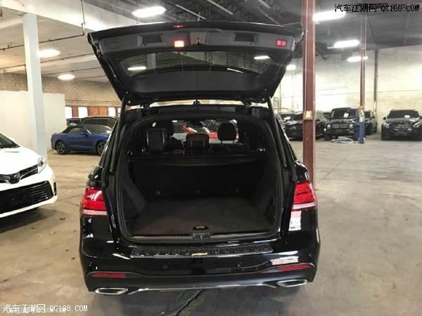 18款奔驰GLE400轿跑SUV墨西哥版现车价格