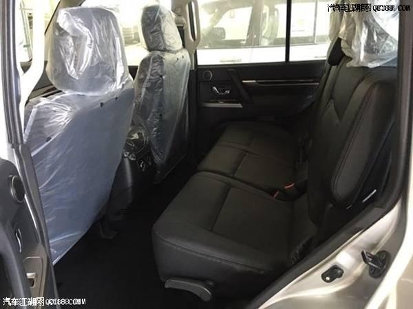 18款三菱帕杰罗V93 3.0L中东版现车价格