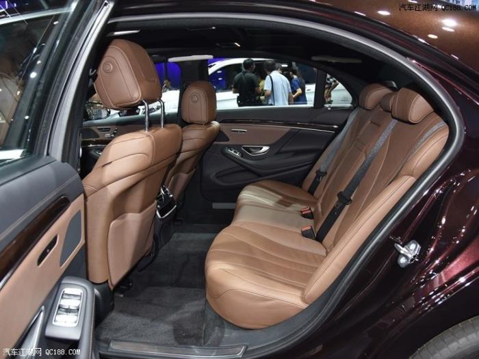 奔驰新款S级正式上市销售 售86.38万起