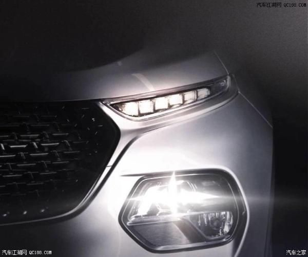 外观变化 新款宝骏510将于10月12日上市