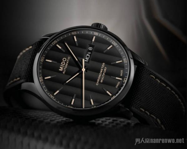 性价比、高颜值腕表来袭 美度全新舵手系列腕表测评