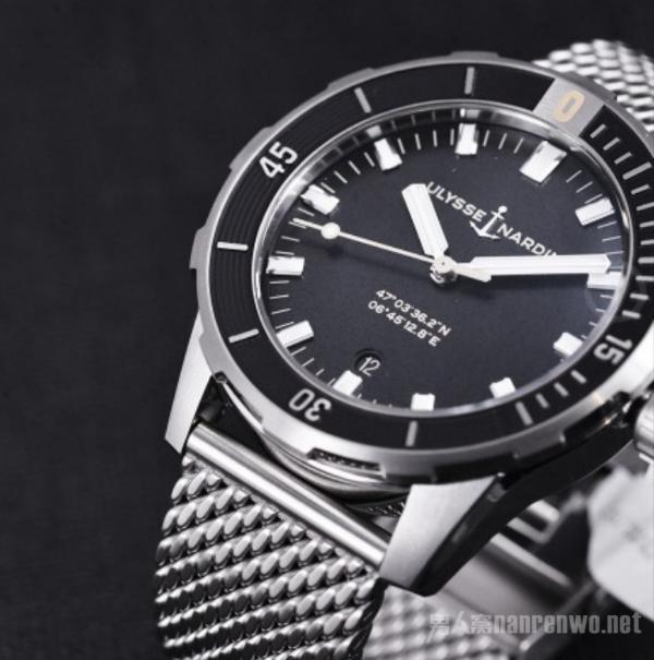 从颜值到公价 它是今年不容错过的潜水表之一!
