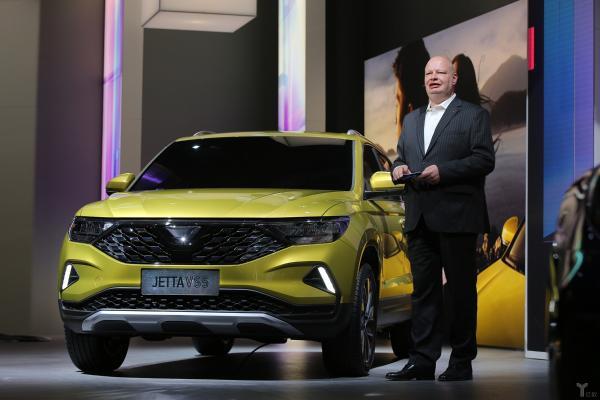 大众集团董事长迪斯:2028年,大众将有一半纯电动车在中国销售