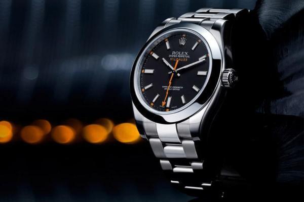 金属机械腕表的世界引领者 劳力士腕表感受质感生活