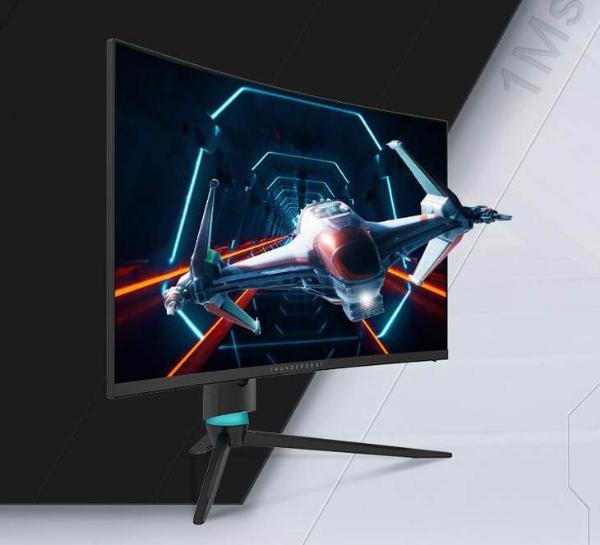 享定金膨胀福利 雷神Q27HL电竞显示器开启预售