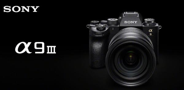 直接秒杀佳能EOS R5?索尼A9 III可能就在下月发布