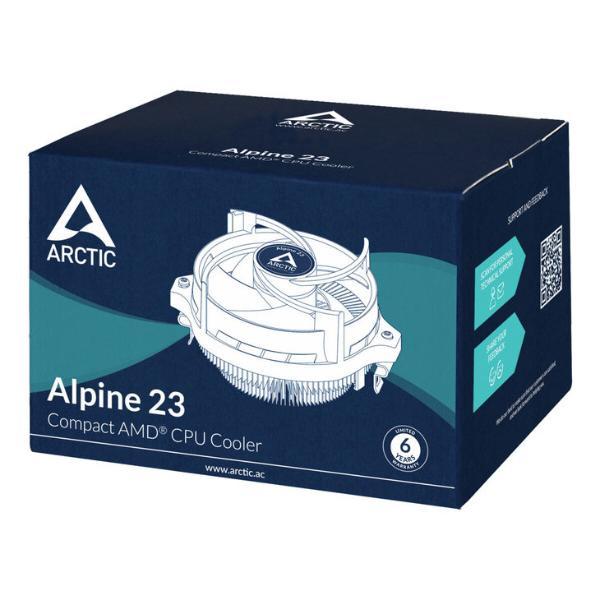 AMD处理器专用 Arctic推出Alpine 23散热器