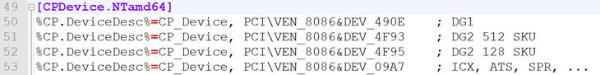 Intel游戏显卡新消息:代号DG2,或在年中发布