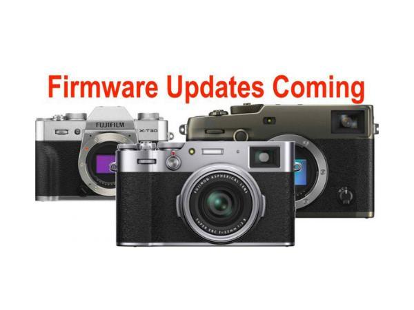 富士X-Pro3/X-T30以及X100V即将发布最新固件升级