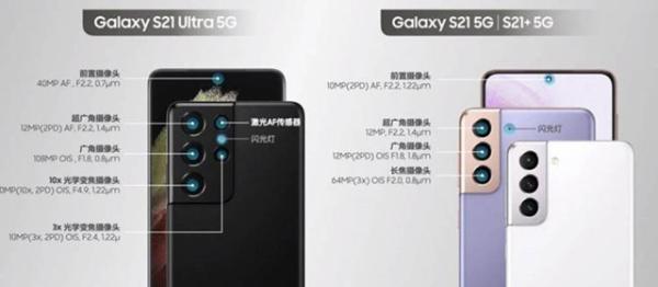 三星Galaxy S21系列国行版正式发布 售价4999元起