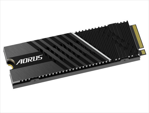 顶级性能!技嘉推出AORUS Gen4 7000s固盘