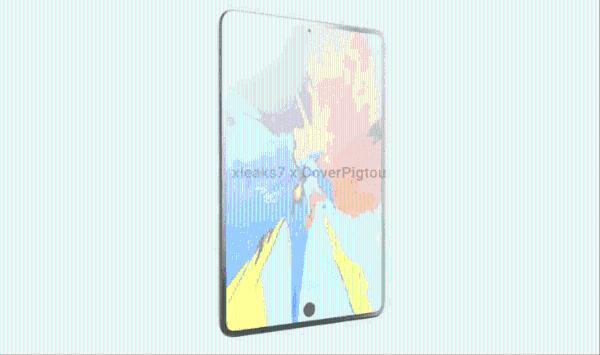 iPad Mini 6曝光:边框更窄,或支持屏幕指纹