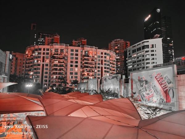二代微云台加持,vivo X60 Pro拍摄体验