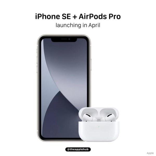苹果AirPods Pro 2将在今年4月发布