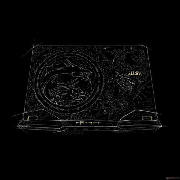 RTX3080加持 微星新款17.3英寸游戏本曝光
