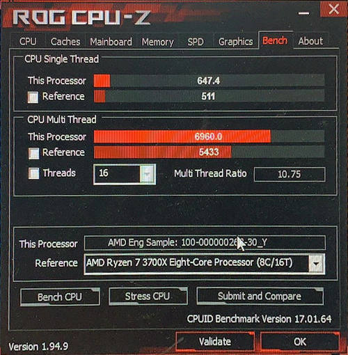 AMD新一代APU要来了!锐龙7 5700G跑分曝光