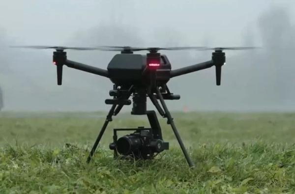 索尼正式展示旗下 Airpeak 无人机
