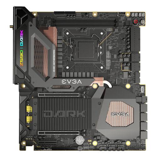 11代处理器走起!EVGA推出两款Z590主板
