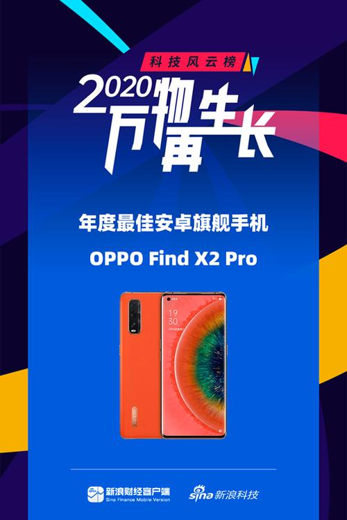 OPPO在科技风云榜斩获大奖 Find X3值得期待