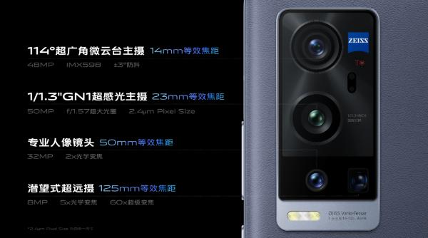 """搭载超稳微云台 看vivo X60 Pro+""""点亮""""萤火虫洞"""