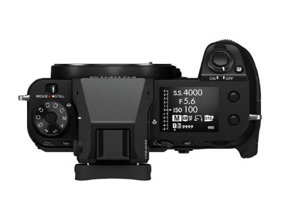 富士发布全新无反中画幅数码相机FUJIFILM GFX100S