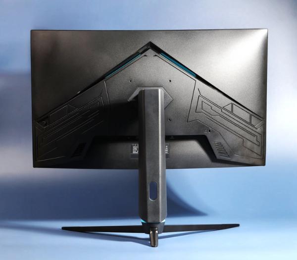畅享精彩2K游戏!雷神Q27HL曲面电竞显示器评测