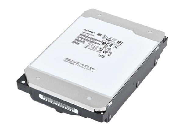 东芝发布全球首款FC-MAMR硬盘,18T大容量