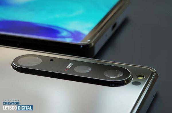 索尼Xperia 1 III 渲染图曝光 配备4K屏幕