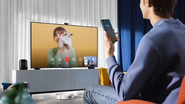 畅连视频通话拜年!华为智慧屏S系列,值得春节带回家