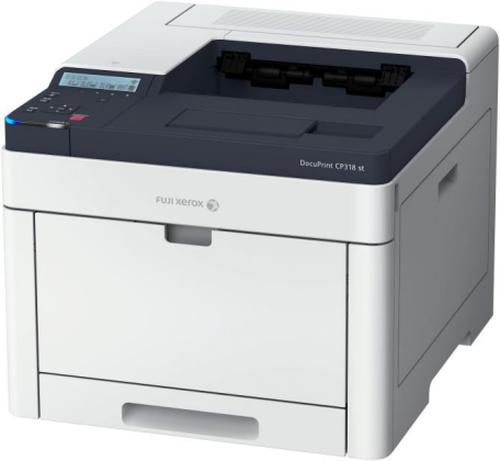 富士施乐DocuPrint CP318 st 低成本打印高品质的特殊色