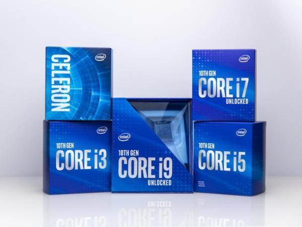 2020年Q4全球CPU市场份额:英特尔依旧遥遥领先