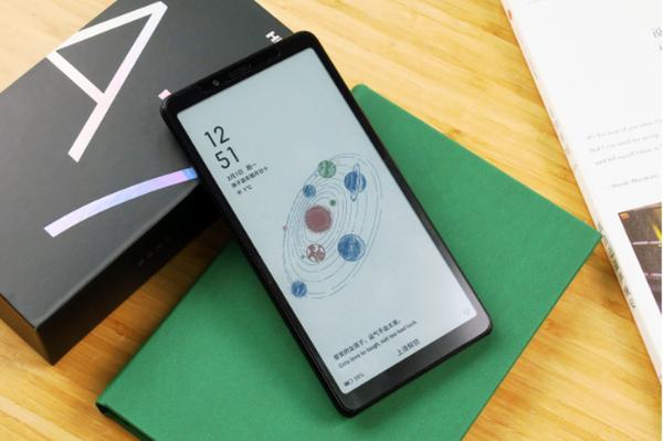 海信阅读手机A7彩墨屏CC版:健康护眼 畅享阅读