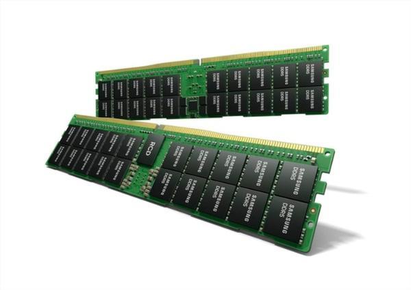 单条512GB,三星开发出高容量DDR5内存