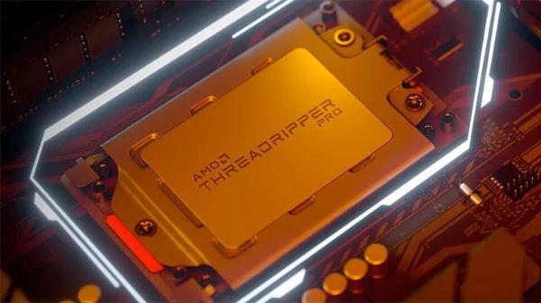 AMD推出Threadripper Pro处理器