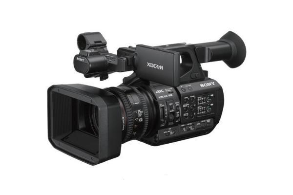 索尼发布4K手持摄录一体机PXW-Z190新固件