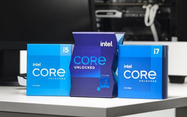 11900K领衔 英特尔第11代台式处理器正式发布