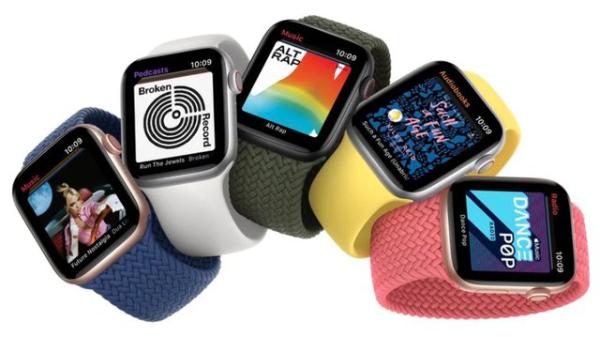 2020年Q4全球可穿戴设备市场:苹果依然是老大