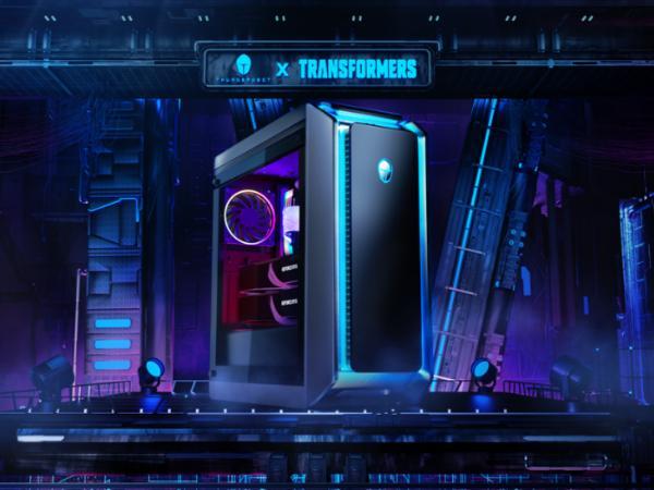 帮你玩2021雷神达斯维德第四代水冷游戏主机