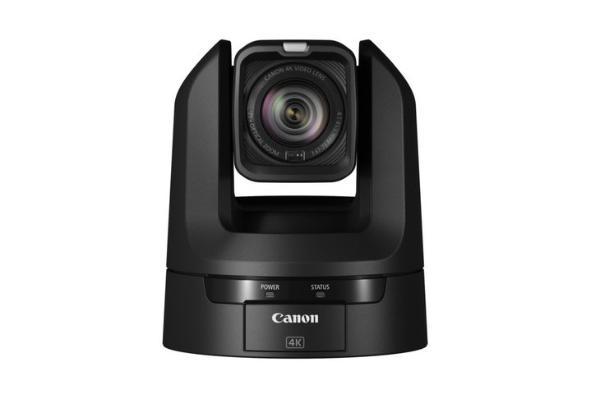 支持4K 佳能发布3款全新远程可遥控摄像头新品