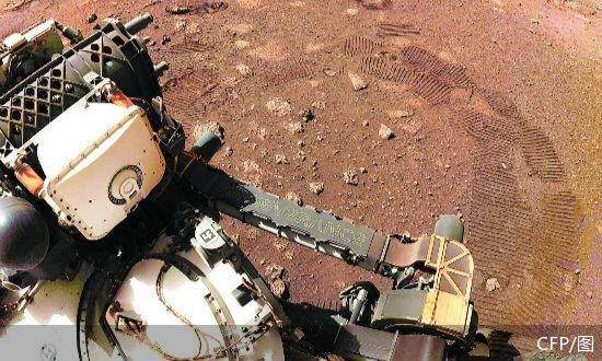 "NASA""毅力号""传回高清火星全景图"