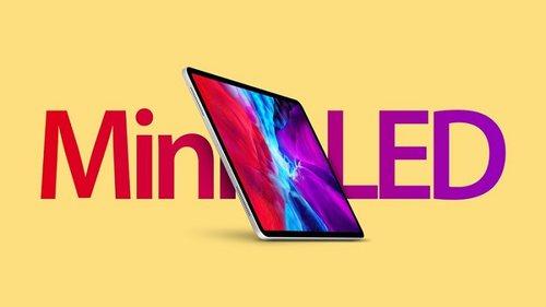 苹果下月或推新款iPad Pro:将配备更好的屏幕