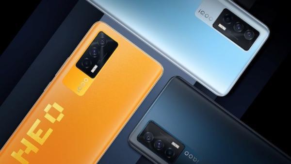 畅享高帧游戏,iQOO Neo5将于3月22日开售
