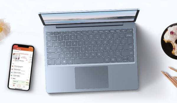 轻巧时尚 Surface Laptop Go开启你的高效生活