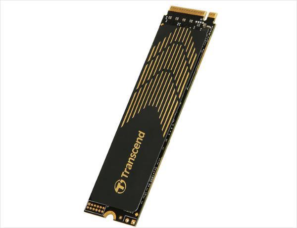 创见推出MTE240S PCIe4.0固态硬盘