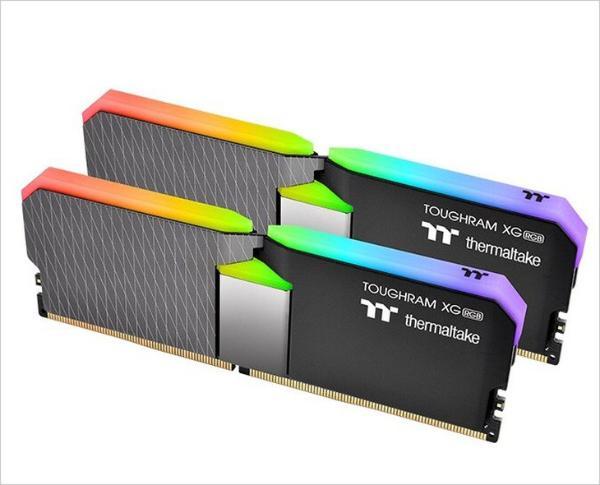 Tt推出ToughRAM XG RGB系列内存
