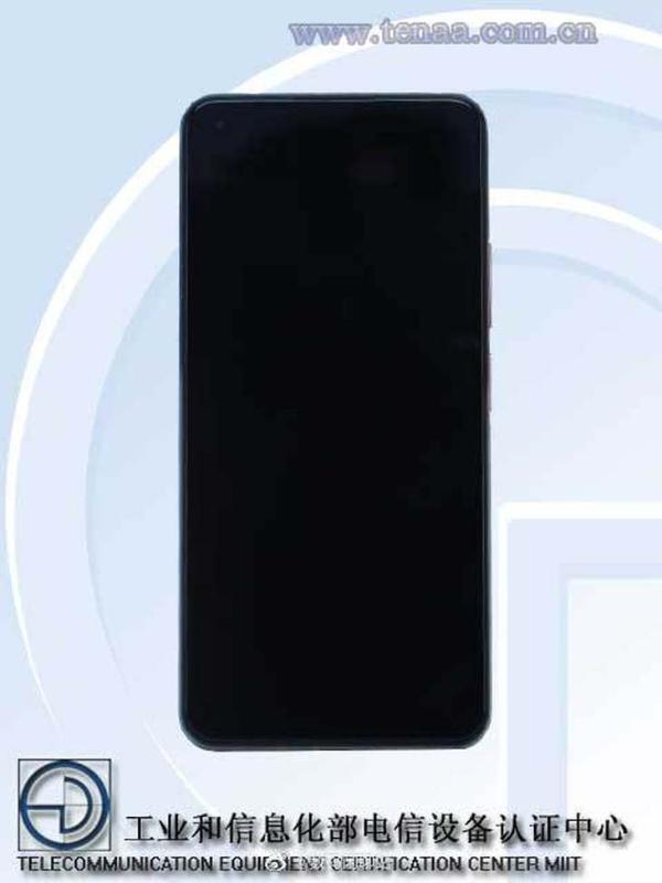 小米11青春版入网:直角中框+侧边指纹,薄至6.81mm