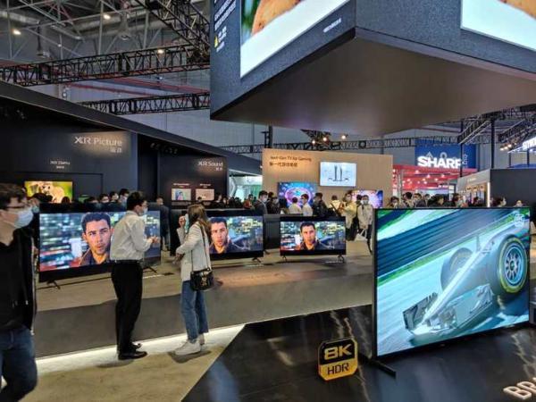 索尼携多款新品亮相2021 AWE