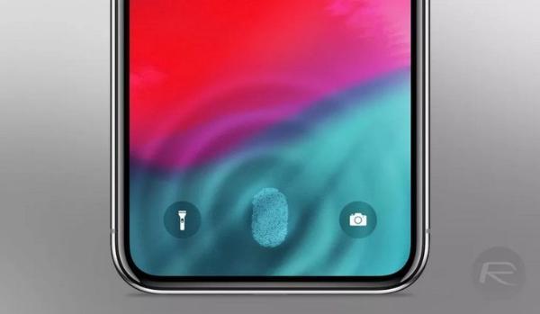 戴口罩不能解锁时代终结?iPhone 13屏下Touch ID新技术曝光